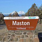 Maston Trailhead  Photo: Cory Smith