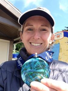 Coolest Marathon Medal Ever